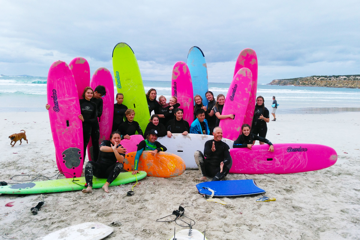 Surfing with Xtreme Kites & Paddle in Port Lincoln Eyre ...